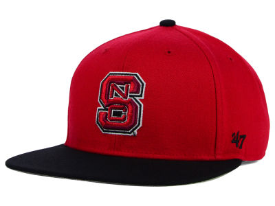 North Carolina State Wolfpack '47 NCAA Youth '47 Lil Shot Captain Cap
