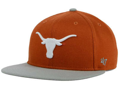 Texas Longhorns '47 NCAA Youth '47 Lil Shot Captain Cap