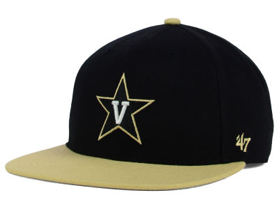 Vanderbilt Commodores '47 NCAA Youth '47 Lil Shot Captain Cap