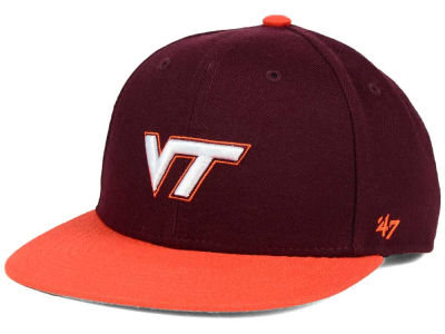 Virginia Tech Hokies '47 NCAA Youth '47 Lil Shot Captain Cap