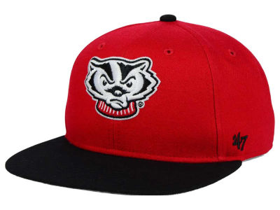 Wisconsin Badgers '47 NCAA Youth '47 Lil Shot Captain Cap