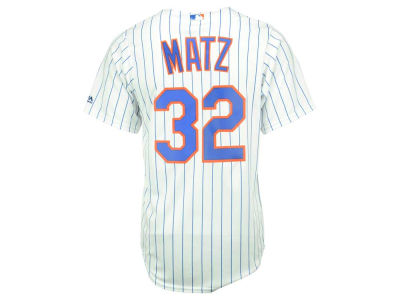 New York Mets Steven Matz Majestic MLB Men's Player Replica CB Jersey