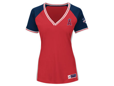 Los Angeles Angels MLB Women's League Diva T-Shirt