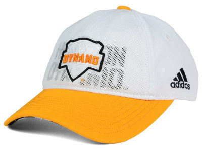 Houston Dynamo adidas MLS Women's Authentic Adjustable Cap