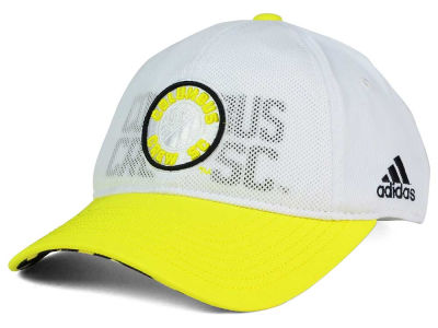 Columbus Crew SC adidas MLS Women's Authentic Adjustable Cap