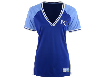 Kansas City Royals MLB Women's League Diva T-Shirt
