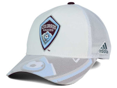 Colorado Rapids adidas MLS Goalie Vize Adjustable Cap