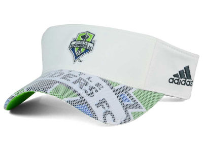 Seattle Sounders FC adidas MLS Goalie Visor
