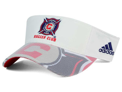 Chicago Fire adidas MLS Goalie Visor