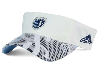 Sporting Kansas City adidas MLS Goalie Visor