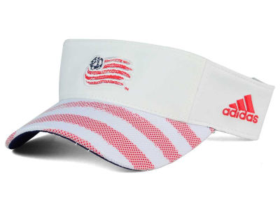 New England Revolution adidas MLS Goalie Visor