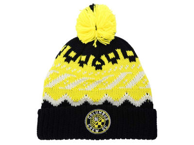 Columbus Crew SC adidas MLS Sweater Pom Knit