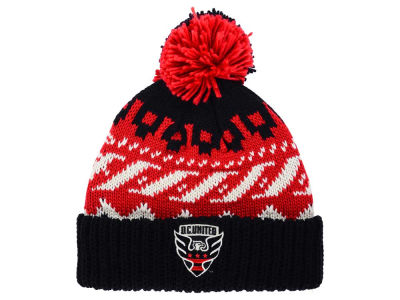 DC United adidas MLS Sweater Pom Knit