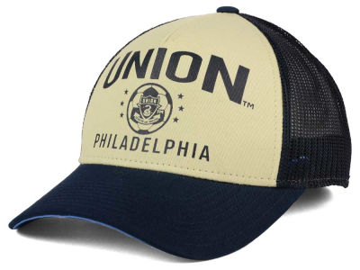 Philadelphia Union adidas MLS Keep Truckin Adjustable Cap