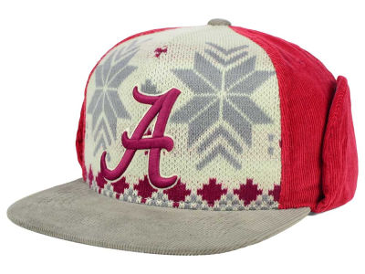 Alabama Crimson Tide Top of the World NCAA Ugly Sweater Strapback Cap