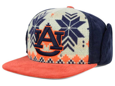 Auburn Tigers Top of the World NCAA Ugly Sweater Strapback Cap