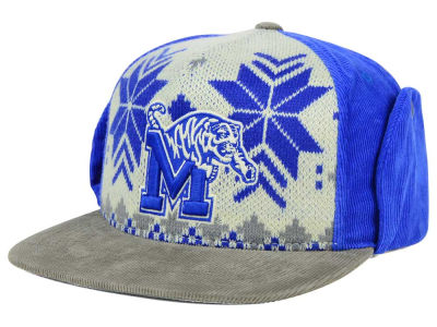 Memphis Tigers Top of the World NCAA Ugly Sweater Strapback Cap