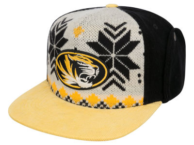 Missouri Tigers Top of the World NCAA Ugly Sweater Strapback Cap