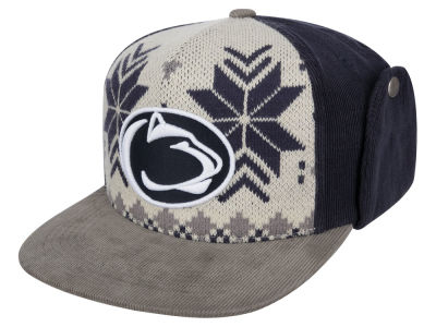 Penn State Nittany Lions Top of the World NCAA Ugly Sweater Strapback Cap