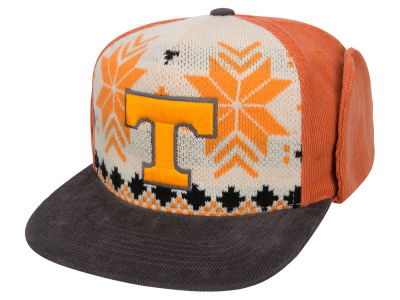 Tennessee Volunteers Top of the World NCAA Ugly Sweater Strapback Cap