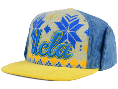 UCLA Bruins Top of the World NCAA Ugly Sweater Strapback Cap