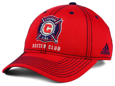 Chicago Fire adidas MLS 2016 Sweeper Cap