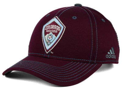Colorado Rapids adidas MLS 2016 Sweeper Cap