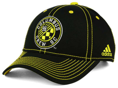 Columbus Crew SC adidas MLS 2016 Sweeper Cap