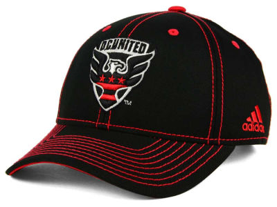 DC United adidas MLS 2016 Sweeper Cap