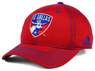 FC Dallas adidas MLS 2016 Sweeper Cap