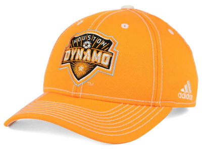 Houston Dynamo adidas MLS 2016 Sweeper Cap