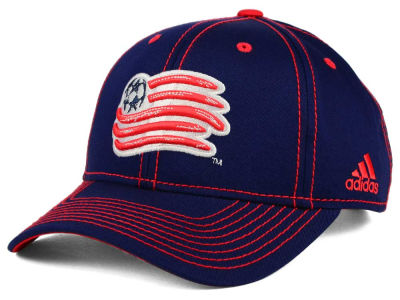 New England Revolution adidas MLS 2016 Sweeper Cap
