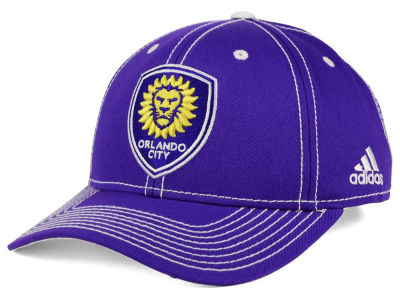 Orlando City SC adidas MLS 2016 Sweeper Cap