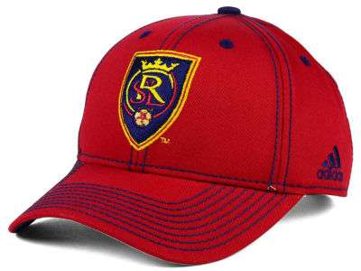 Real Salt Lake adidas MLS 2016 Sweeper Cap