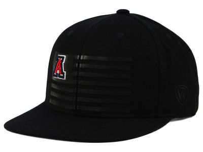 Arizona Wildcats Top of the World NCAA Saluter Snapback Hat