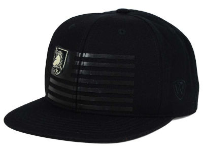 Army Black Knights Top of the World NCAA Saluter Snapback Hat