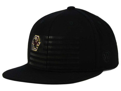 Boston College Eagles Top of the World NCAA Saluter Snapback Hat