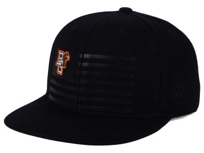 Bowling Green Falcons Top of the World NCAA Saluter Snapback Hat
