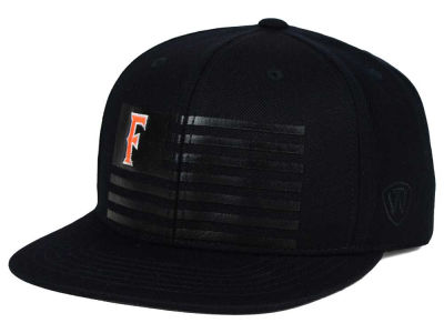 Cal State Fullerton Titans Top of the World NCAA Saluter Snapback Hat