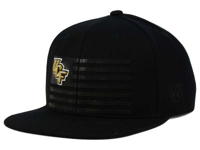 University of Central Florida Knights Top of the World NCAA Saluter Snapback Hat