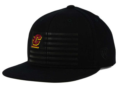Central Michigan Chippewas Top of the World NCAA Saluter Snapback Hat