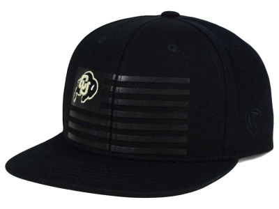 Colorado Buffaloes Top of the World NCAA Saluter Snapback Hat