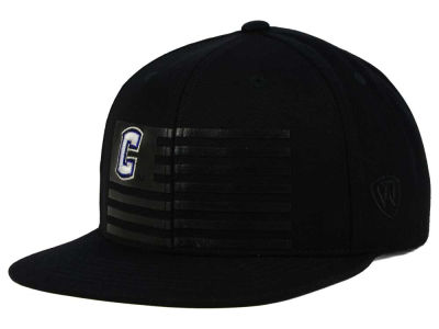 Creighton Blue Jays Top of the World NCAA Saluter Snapback Hat