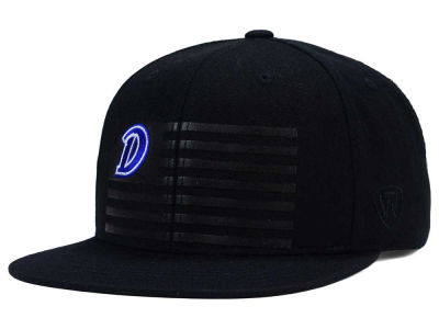 Drake University Bulldogs Top of the World NCAA Saluter Snapback Hat