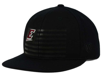 Eastern Kentucky Colonels Top of the World NCAA Saluter Snapback Hat