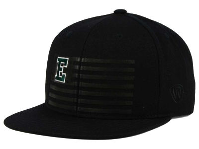 Eastern Michigan Eagles Top of the World NCAA Saluter Snapback Hat