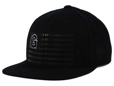 Georgetown Hoyas Top of the World NCAA Saluter Snapback Hat