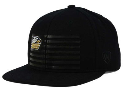 Georgia Southern Eagles Top of the World NCAA Saluter Snapback Hat