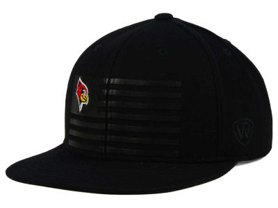 Illinois State Redbirds Top of the World NCAA Saluter Snapback Hat