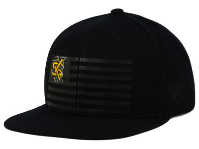 Kennesaw State Owls Top of the World NCAA Saluter Snapback Hat